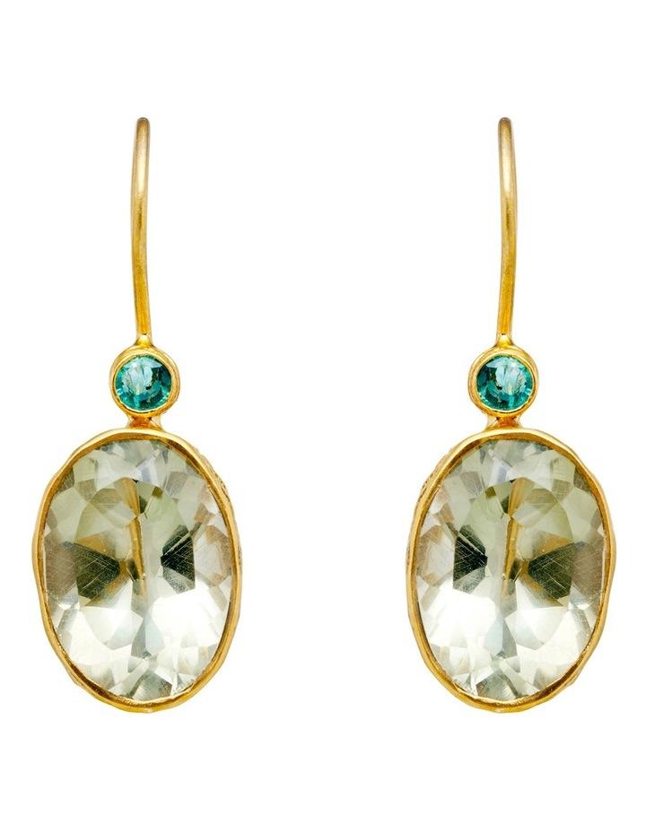 Earrings Green image 1