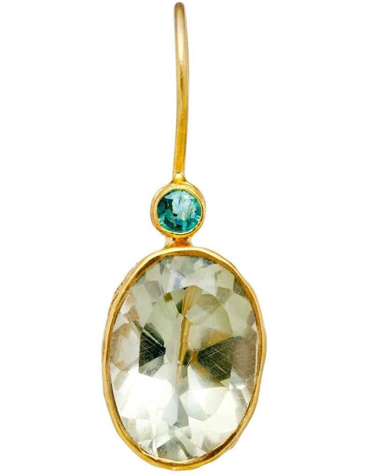Earrings Green image 2
