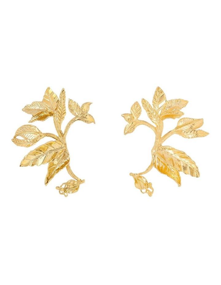 Rosario Earrings Gold image 1