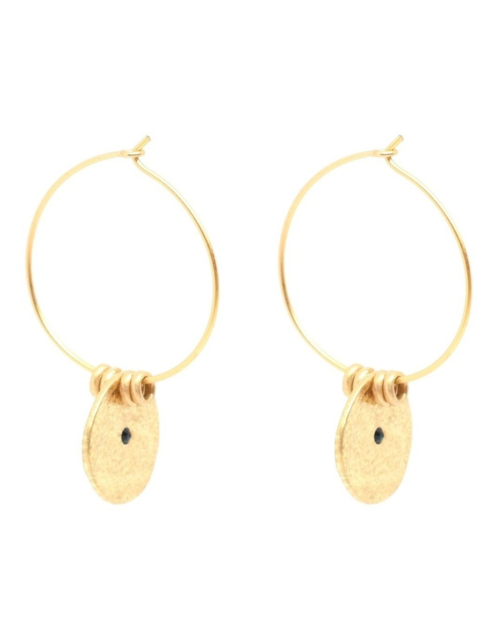 Medina Hoop Earrings image 2