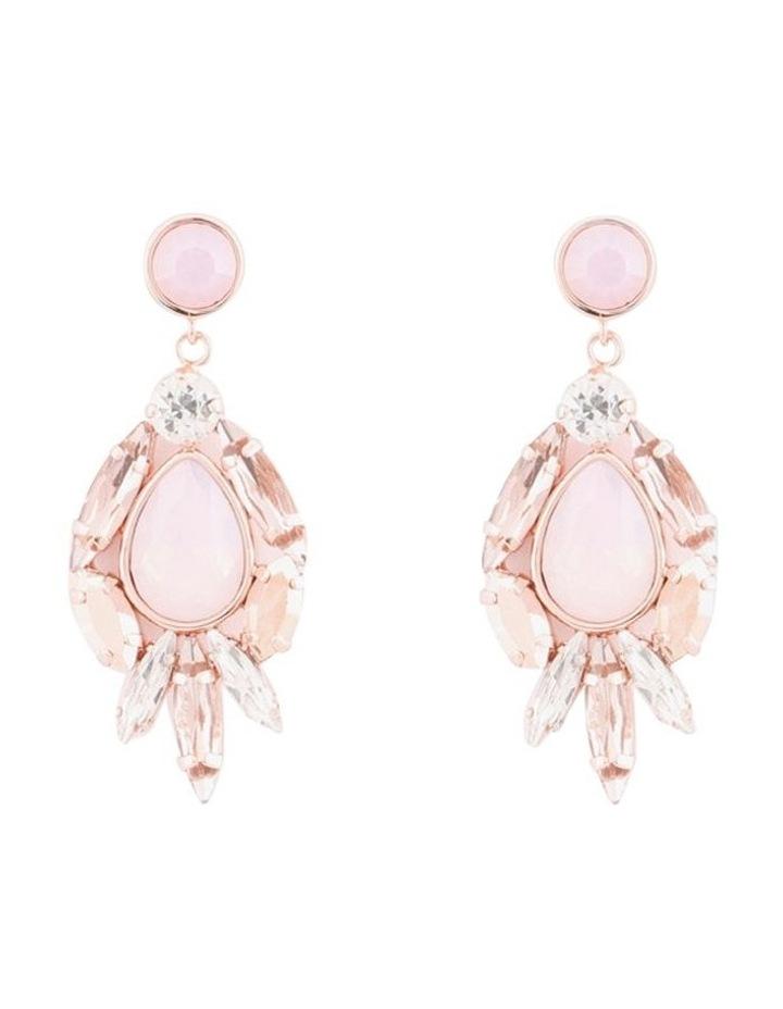 Michelle Crystal Earrings image 1