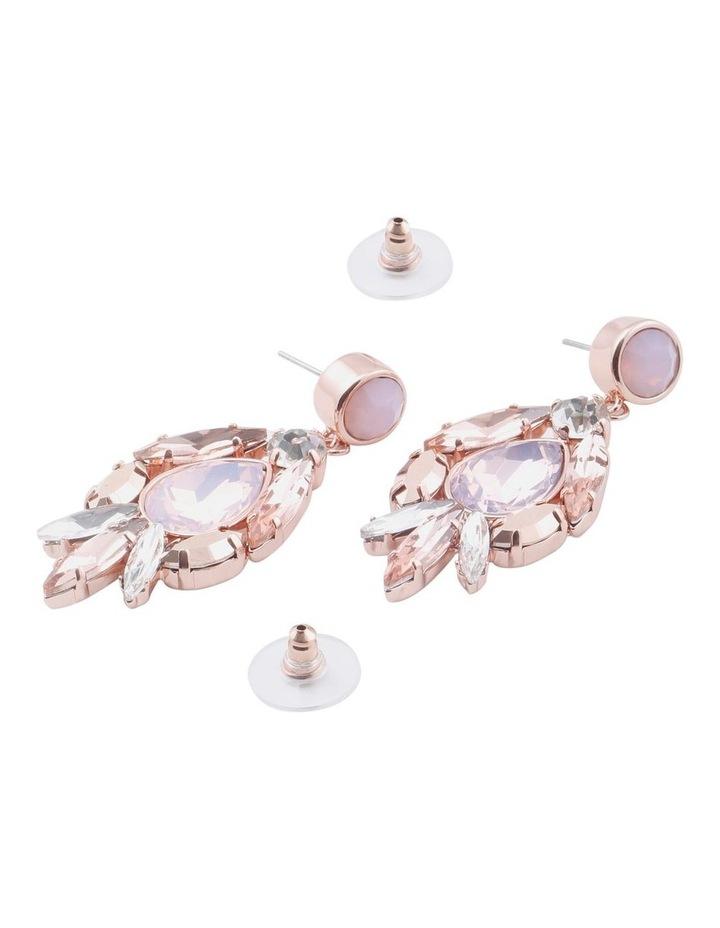 Michelle Crystal Earrings image 2
