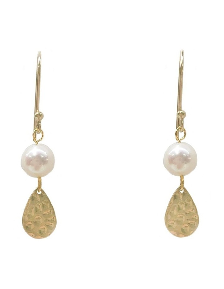 Esme Pearl Small Earring image 1
