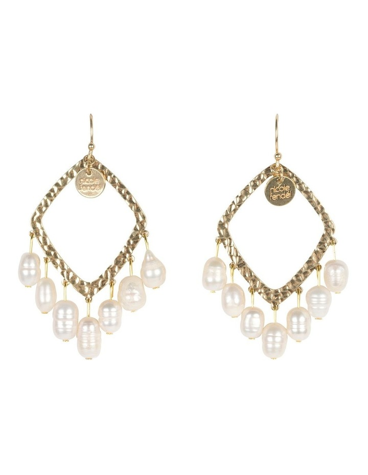 Esme Pearl Statement Earring image 1