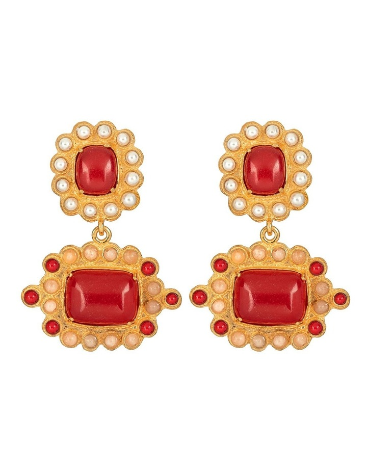 Nina Earrings image 1