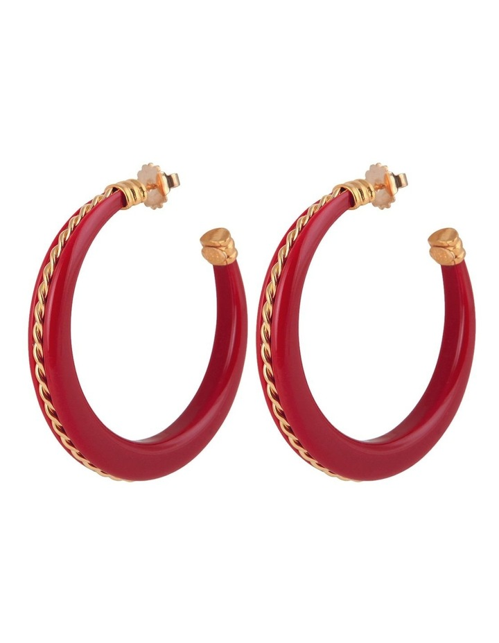 Caftan Torsade T O Earrings image 1