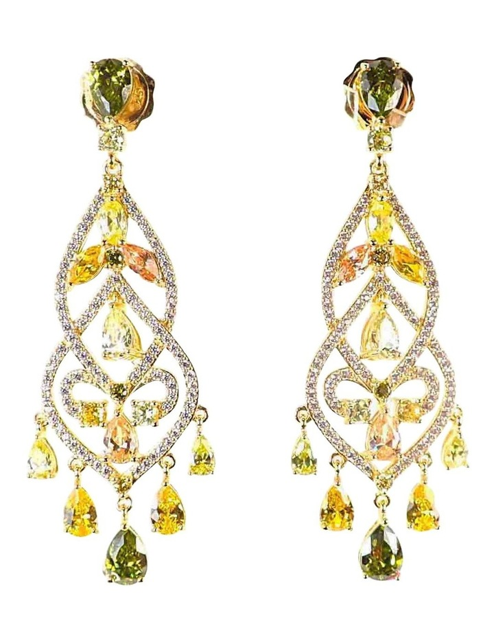 Luxe Chandelier Earrings image 1