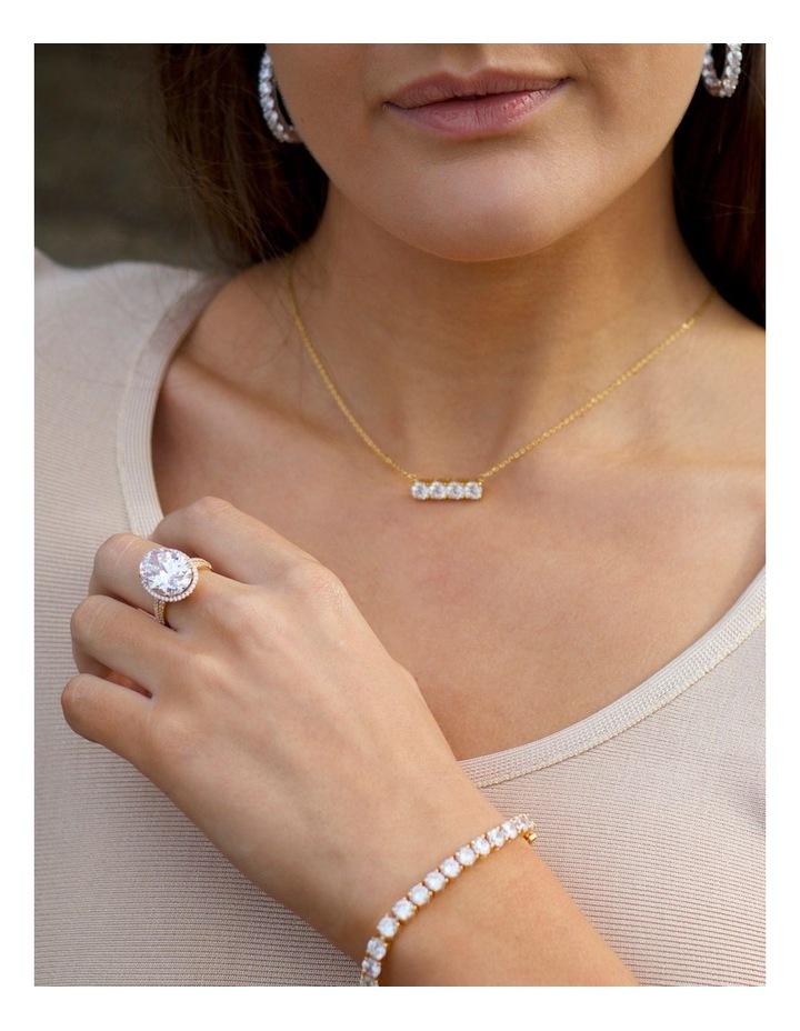 Luxe Hoop Earrings image 3