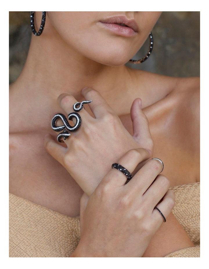 Luxe Derby Earrings image 2