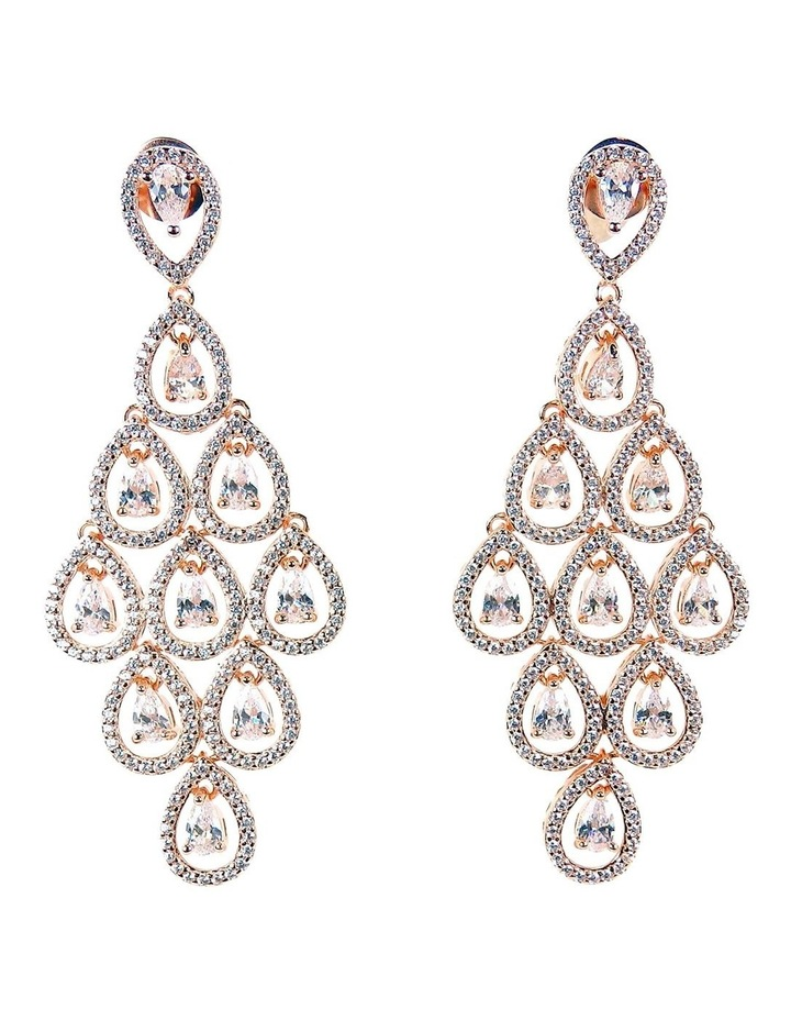 Luxe Elegance Earrings image 1
