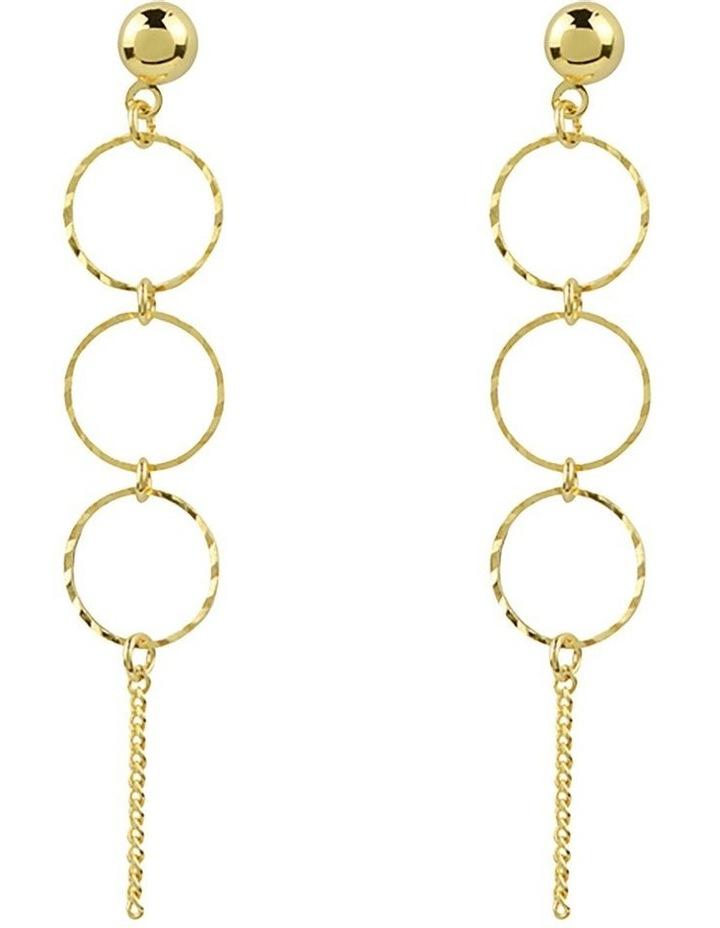 Petite Trinity Earrings image 1
