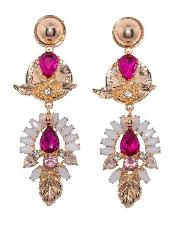 Zaliki Jewel Earrings image 1