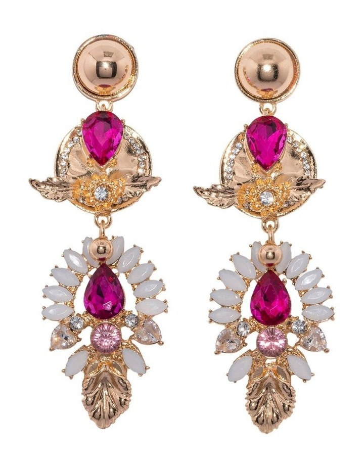 Zaliki Jewel Earrings image 2