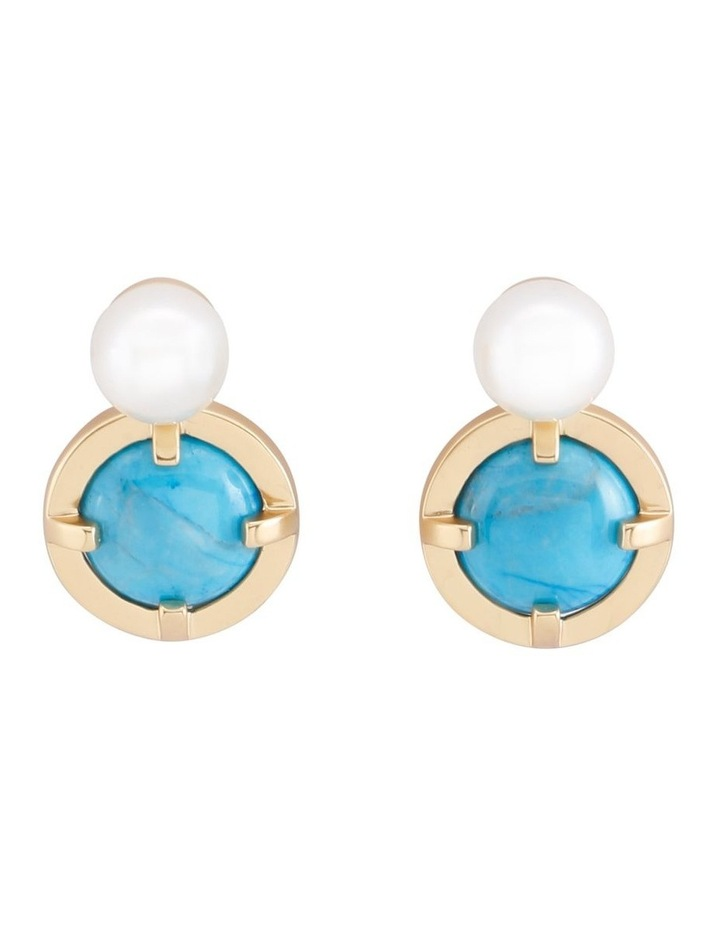 Roma Stud Earring by Peter Lang