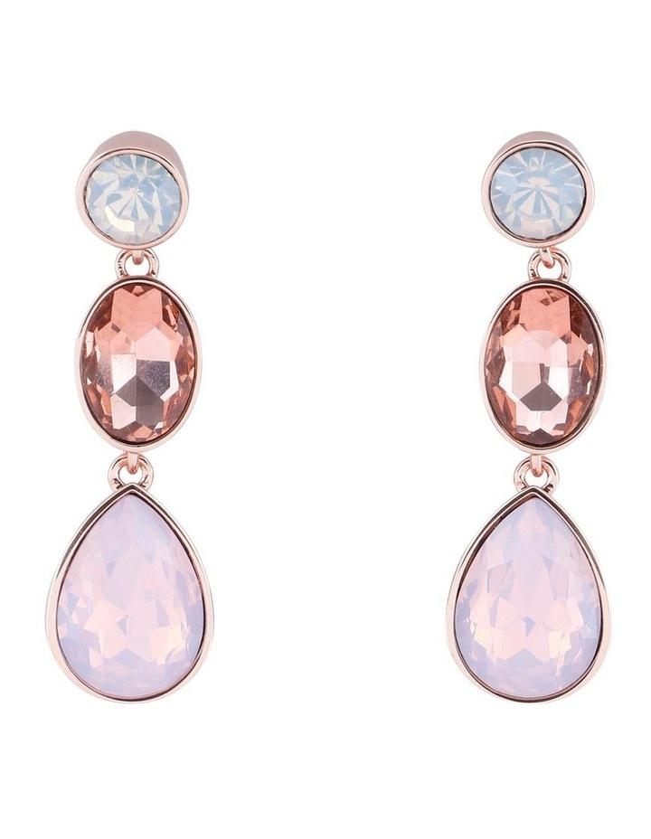Shilla Crystal Earring image 1