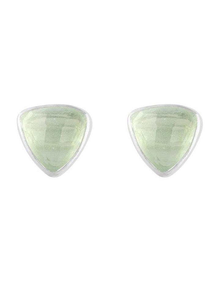 Pia Organic Gemstone Stud image 1