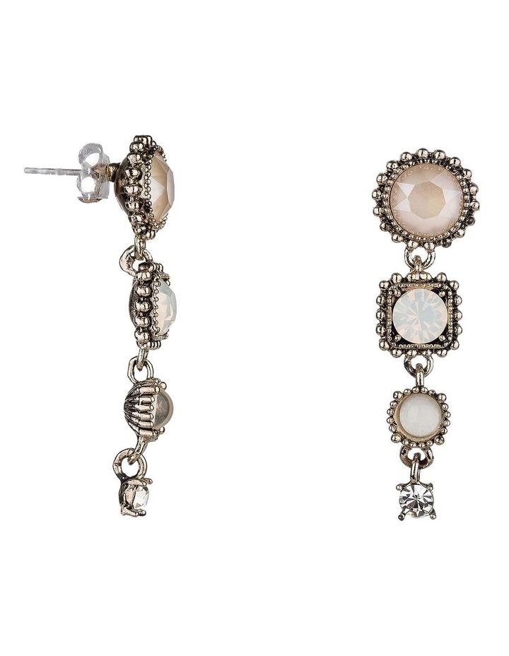 Antique Drop Earrings image 2