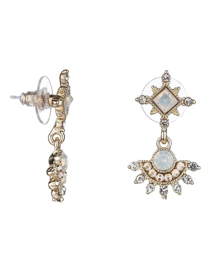 Chandalier Drop Earrings image 2