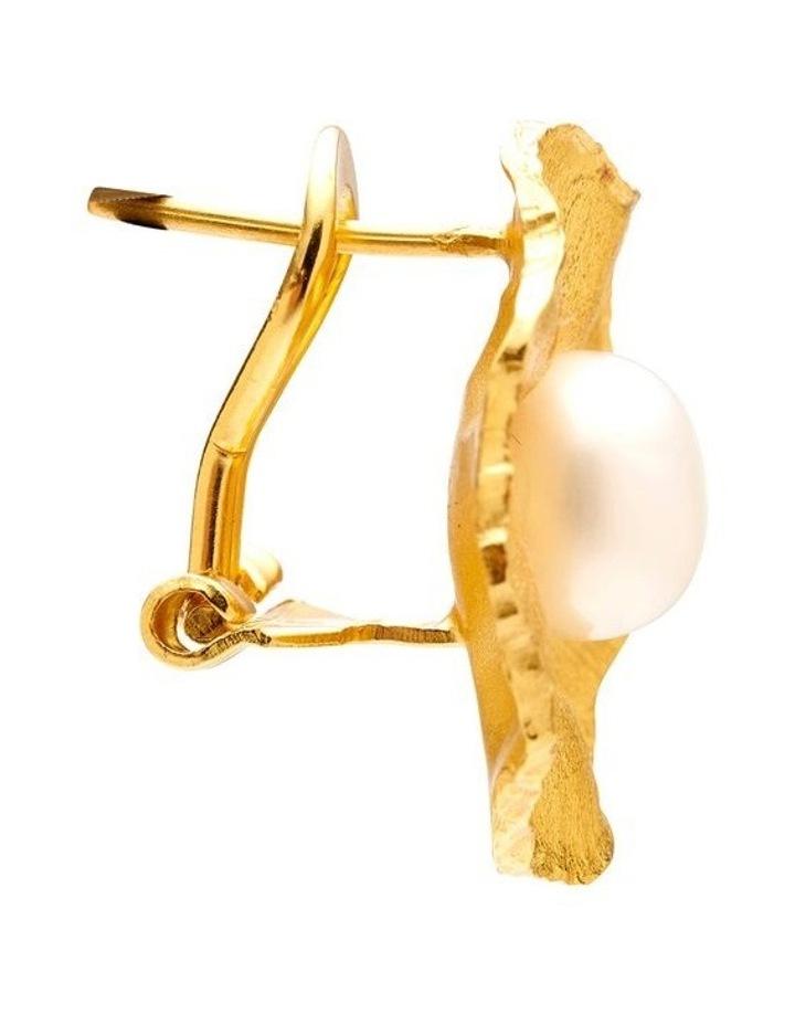 Waterlily Earrings image 3