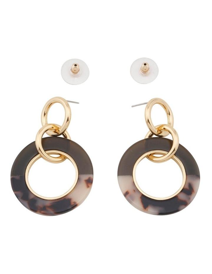 Freya Drop Earrings image 1