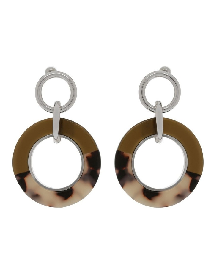 Freya Drop Earrings image 1