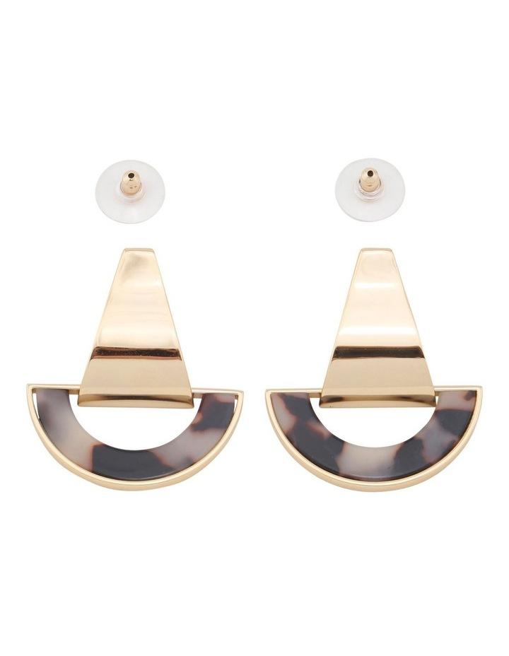Astrid Resin Earrings image 1