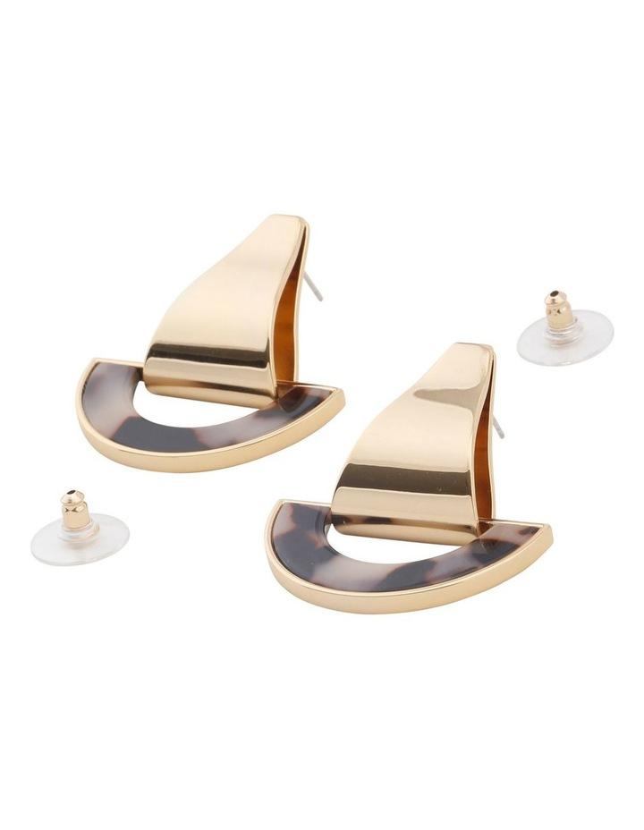 Astrid Resin Earrings image 2