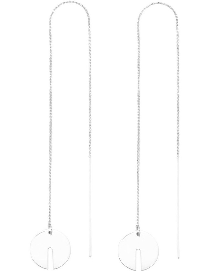 Marissa Thread Earrings image 2