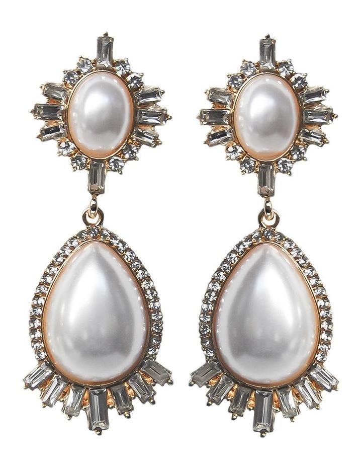 Zana Pearl Earring image 1