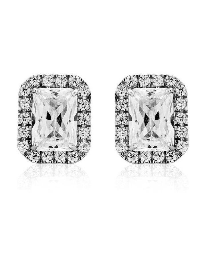 Charmed Stud Earrings - Interchangeable image 1