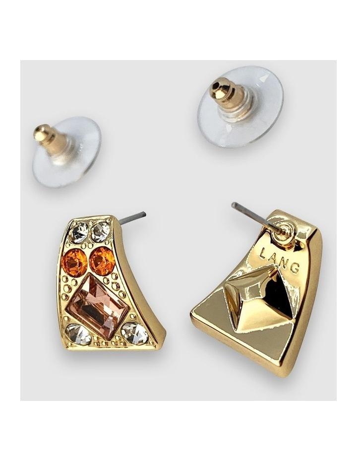 Indigo earring image 2