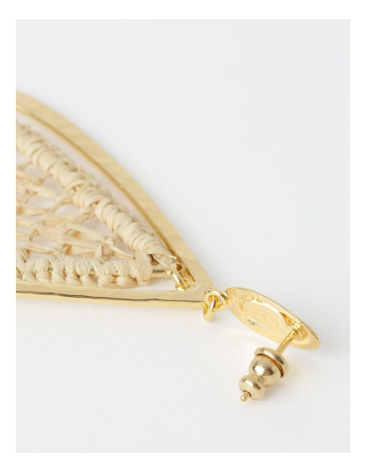 Bibis Raffia Earrings image 3