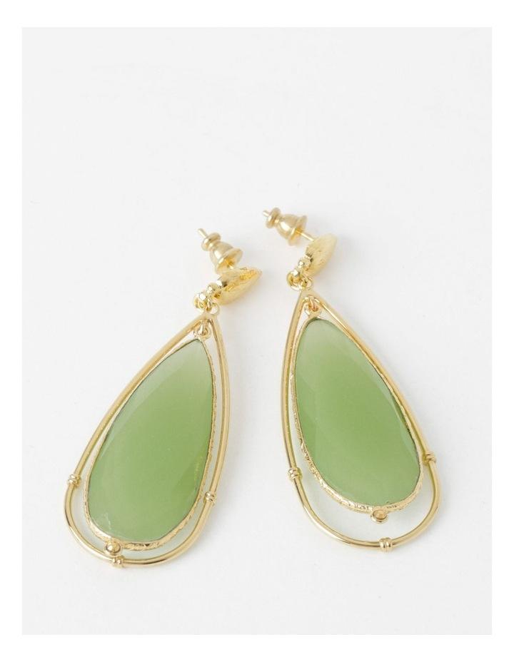 Serti Cage Earrings image 1