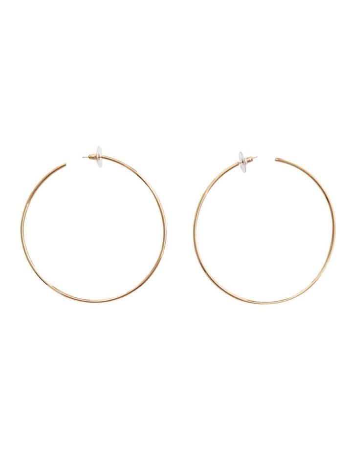 Bari Rose Gold Earring image 1