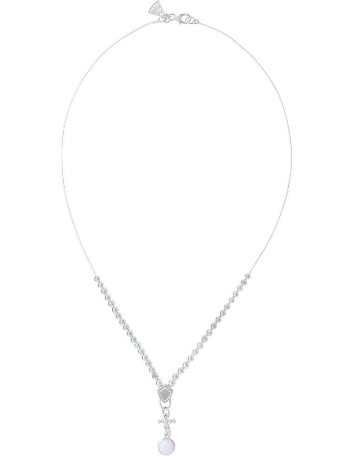 Von Treskow VTON07R Celline Opal Pendant 42cm Necklace image 2
