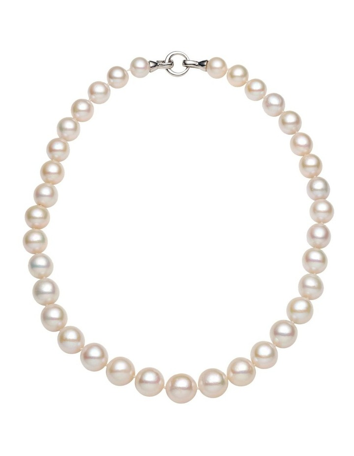 CRNPearl224 Freshwater Pearl Necklace image 1