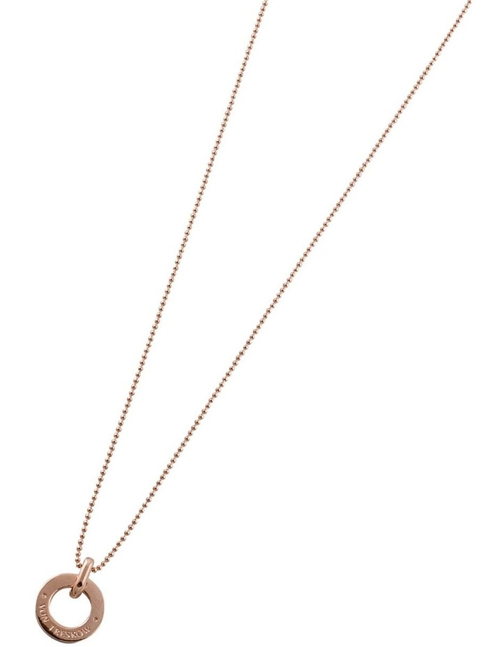 Fine necklace with VT Disc image 2