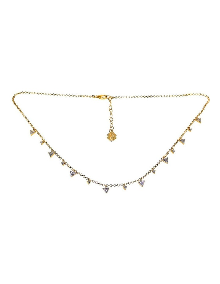 Arc Angle Necklace image 1