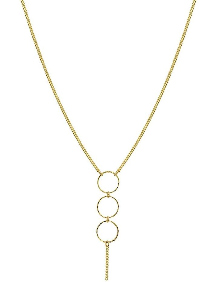 Petite Trinity Necklace image 1