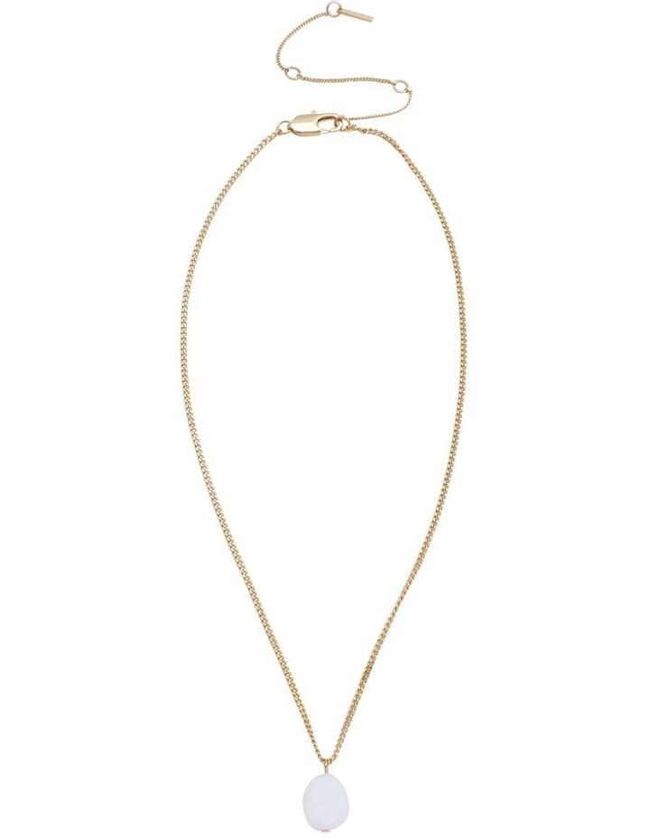 Clarity Baroque Pearl Necklace image 1