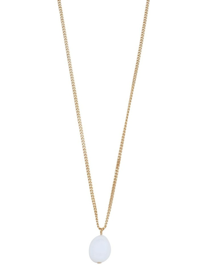 Clarity Baroque Pearl Necklace image 2