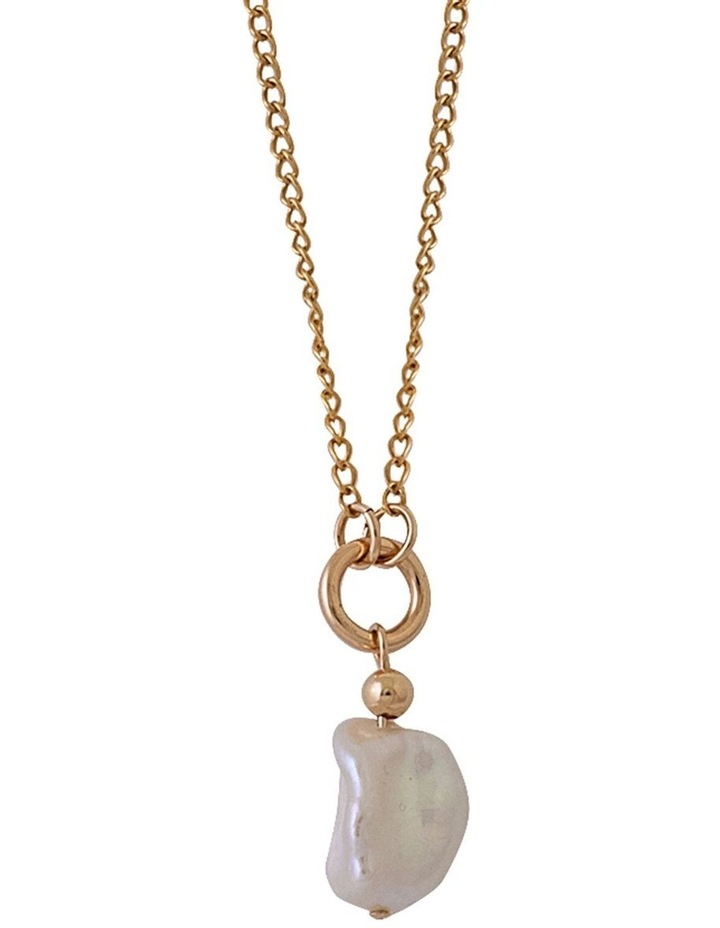 Fine Keshi Pearl Necklace image 2