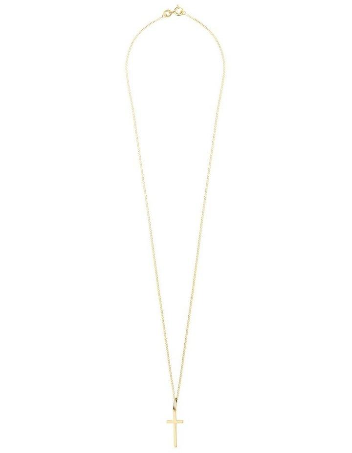 Keep the Faith Necklace: YG image 2