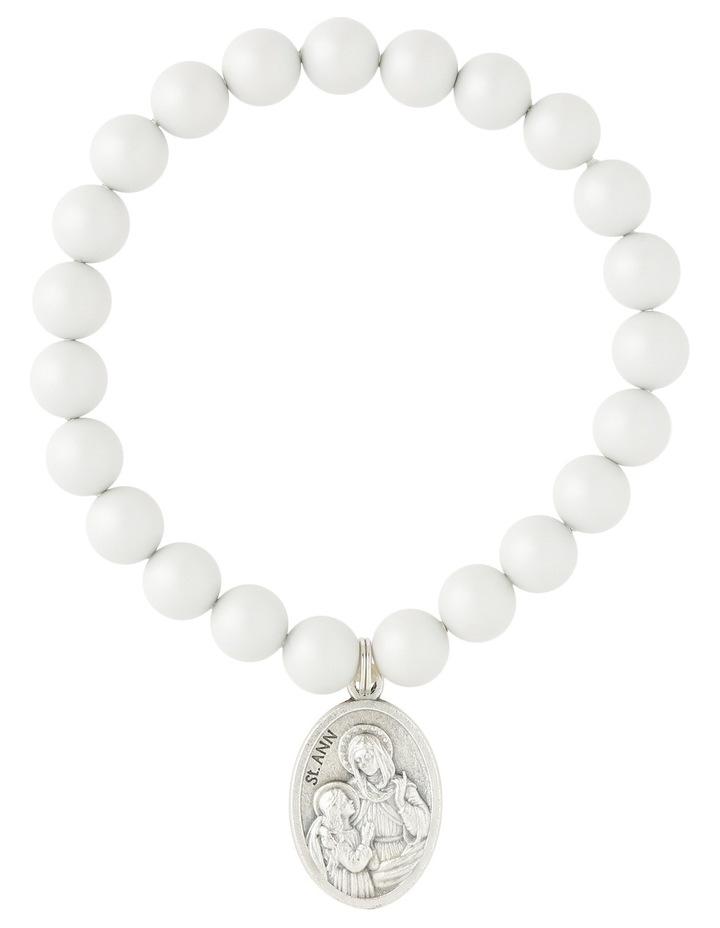 TBS-BR8002 Saints Deluxe 8 Bracelet image 1