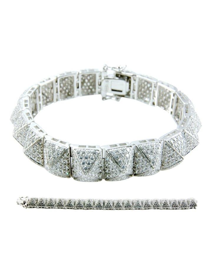 Luxe Rockstud Bracelet by Sally Skoufis