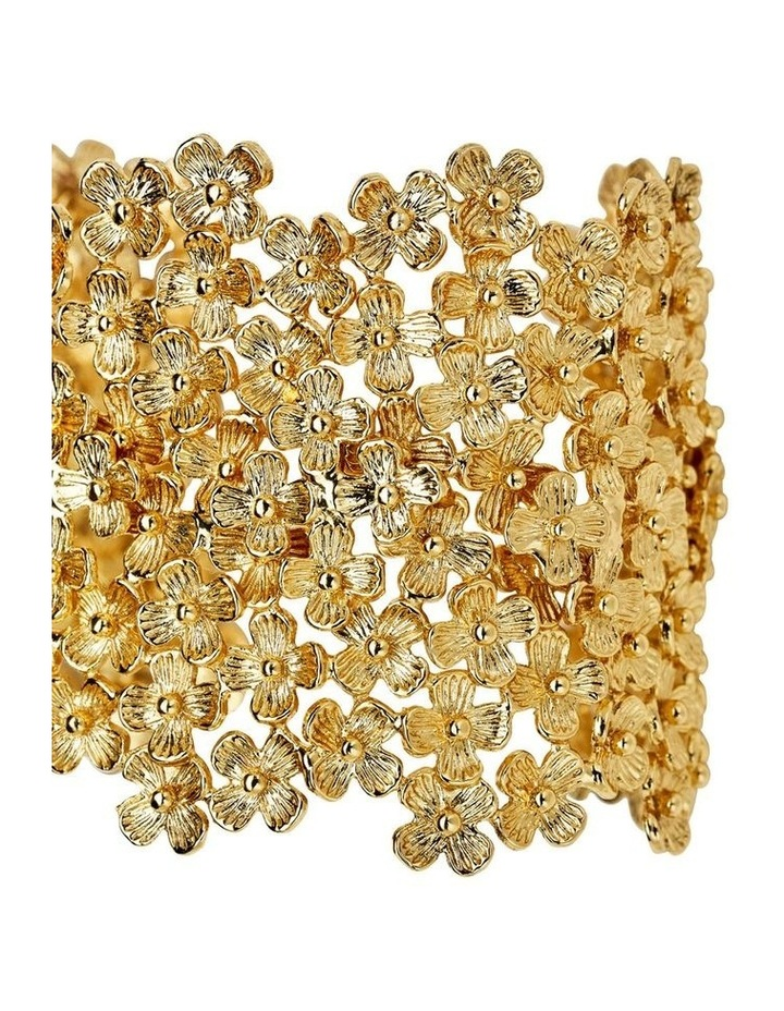 Daisy Cuff Bacelet image 2