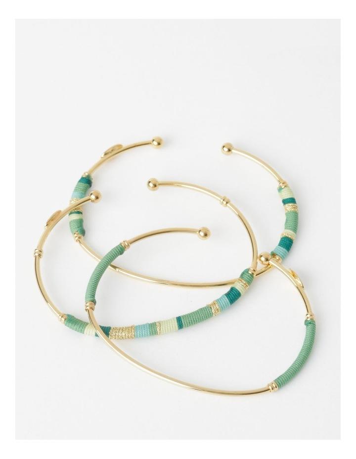 3 Zanzibar Bangles Bracelets image 1