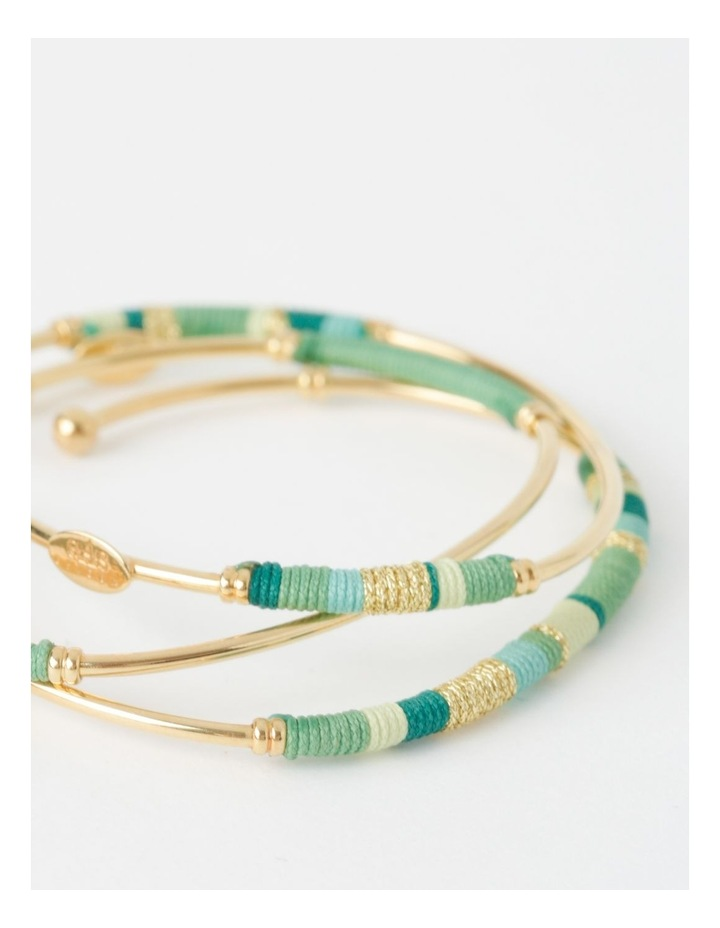 3 Zanzibar Bangles Bracelets image 2