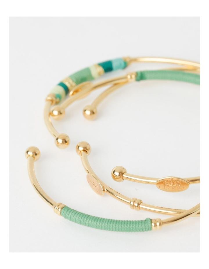 3 Zanzibar Bangles Bracelets image 3
