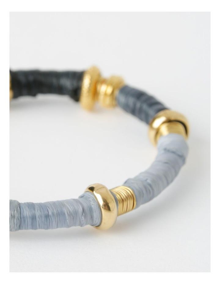 Sari Raffia Bracelet image 3